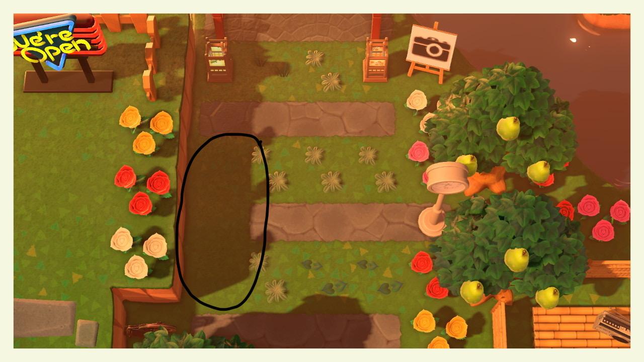 Animal Crossing: New Horizons rock garden guide